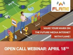 1st Open Call Webinar @  WEB-STREAMED