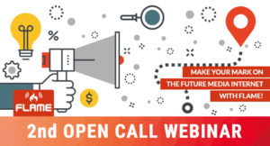 2nd Open Call Webinar @ web-streamed
