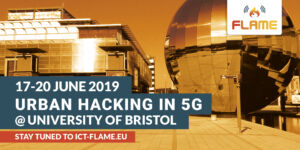 Urban Hacking in 5G @ We The Curious | England | United Kingdom