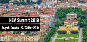 NEM Summit 2019 @ The Mimara Museum   Zagreb   Croatia