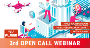 3RD OPEN CALL WEBINAR @ WEB-STREAMED | TIME CET