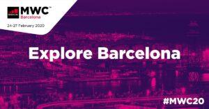 MWC 2020 @ Fira Gran Via | L'Hospitalet de Llobregat | Catalunya | Spain