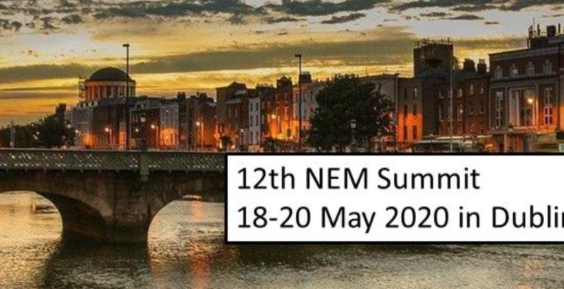 Top European Events May 2020.Nem Summit 2020 Flame